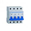 CHINT 180399 INTERRUTTORE MAGNETOTERMICO NB1-63/C20-4P-6 -INT MT 4P 20A CURVA C 6KA