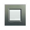 BTICINO - LIVINGLIGHT PLACCA QUADRA 2 MODULI AVENUE LNA4802AE LNA4802AE-NO Bticino LivingLight Placche Quadre 9,22 €