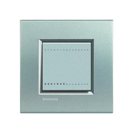 BTICINO - LIVINGLIGHT PLACCA QUADRA 2 MODULI TECH LNA4802TE LNA4802TE Bticino LivingLight Placche Quadre 4,18 €